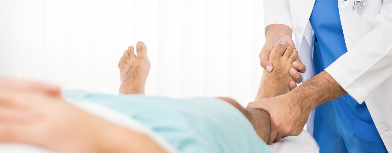 Foot Pain Relief and Ankle Pain Relief New Orleans, Harahan & Harvey, LA